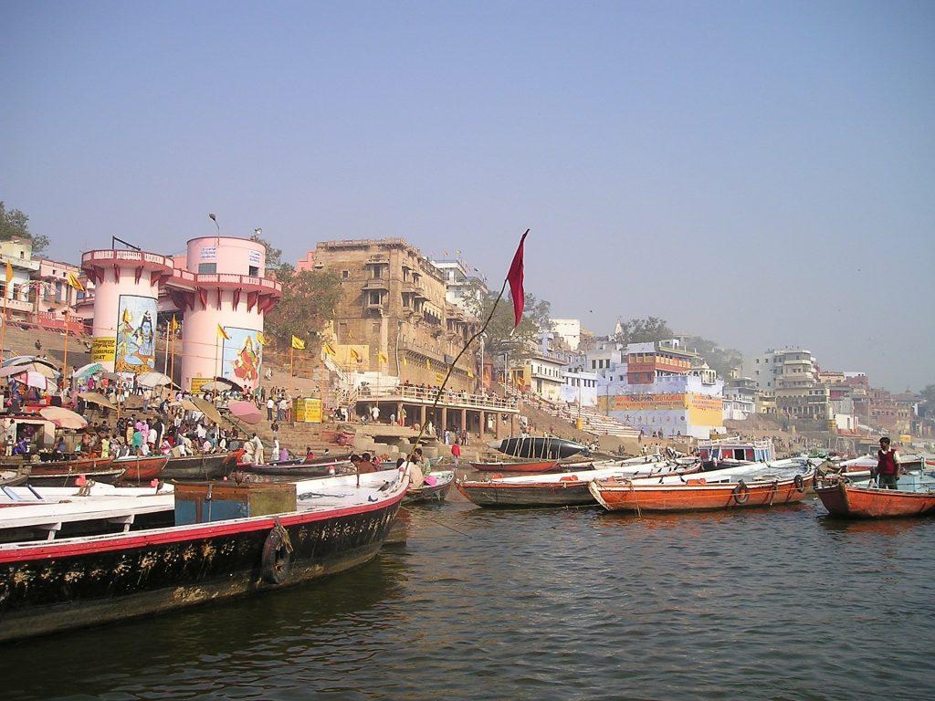 Cruising the Ganges