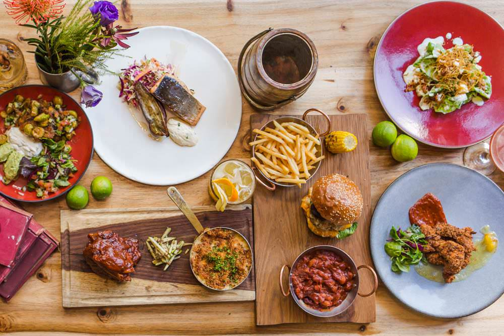 This Cape Town restaurant is located in a Victorian manor.