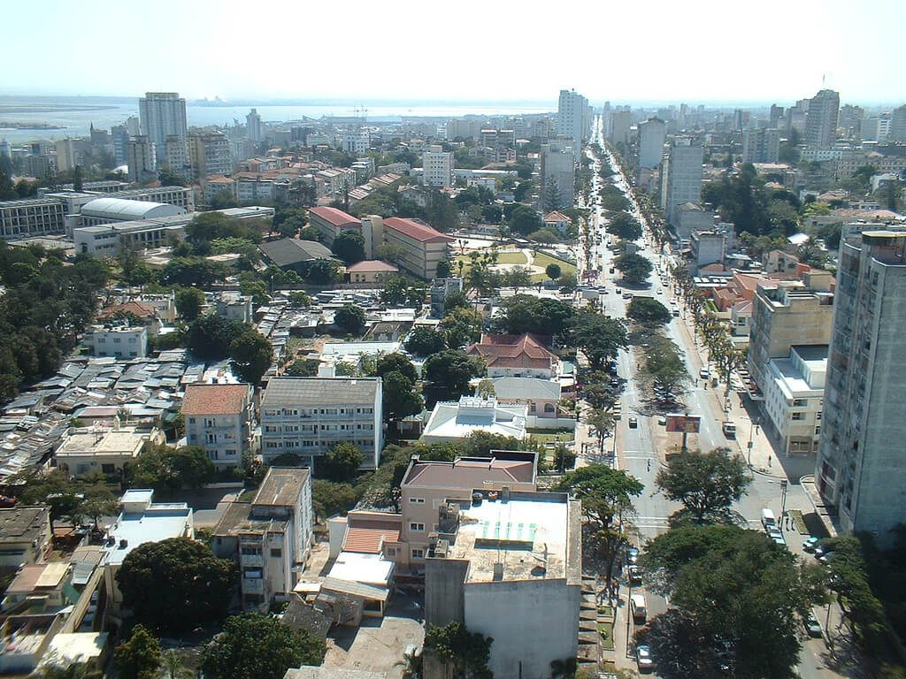 """Maputo: capital of Mozambique and major filming location for """"Blood Diamond."""" Photo: Andrew Moore/Flickr."""
