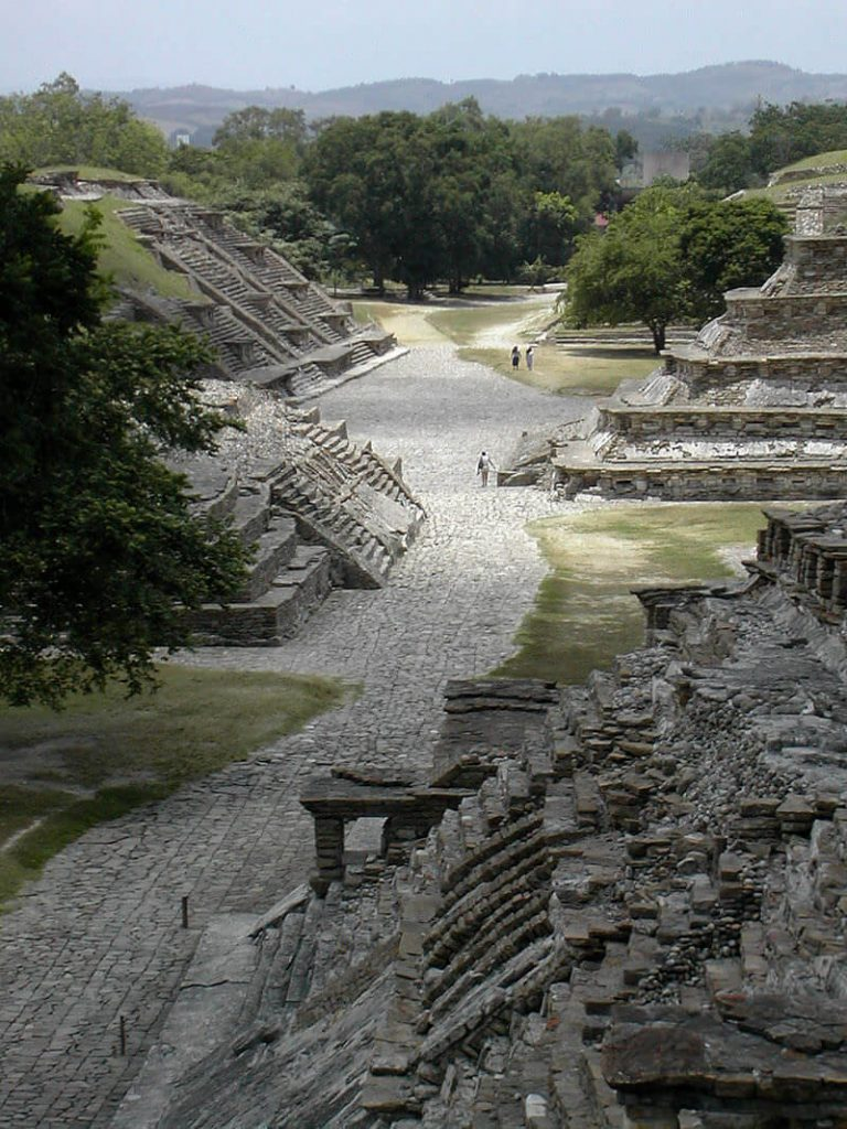 El Tajín is a ruin you can visit near Veracruz and is similar to what you'll see in the film. Photo: CC BY-SA 2.0