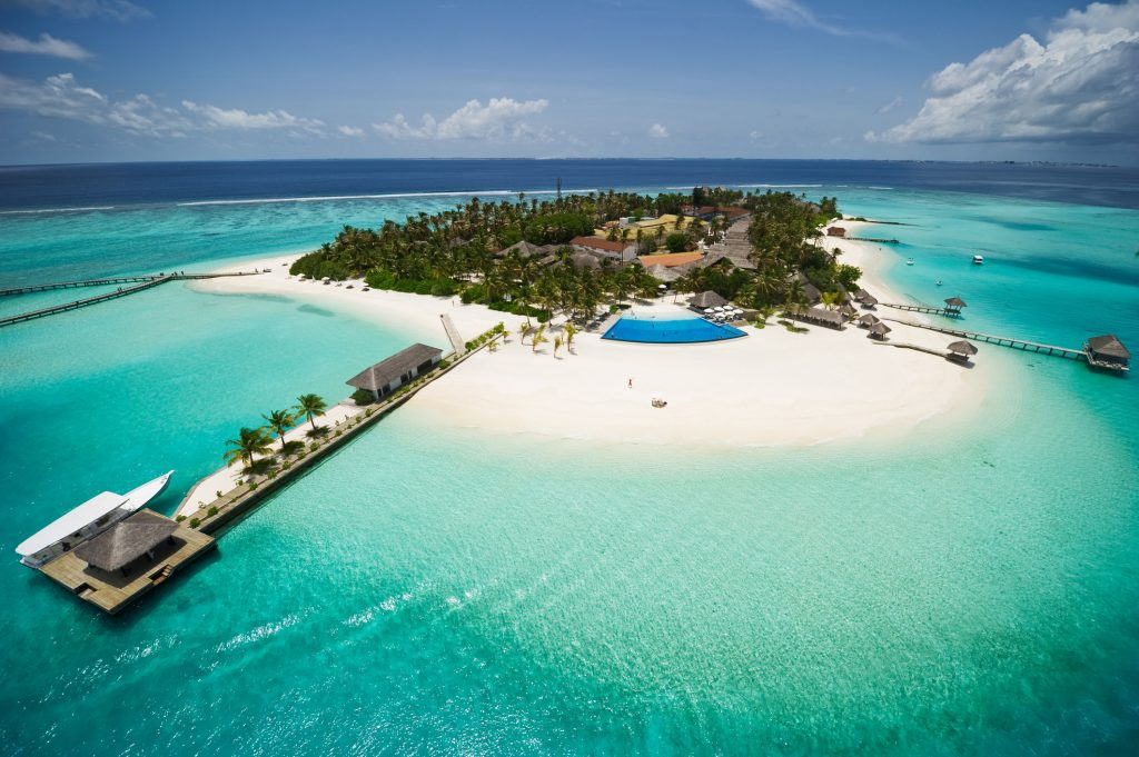Laamu Atoll - Maldives - Filming location for Rogue One: A Star Wars Story