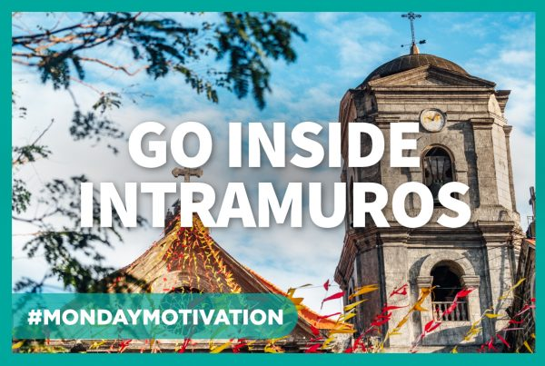 historic church of Intramuros, Manila