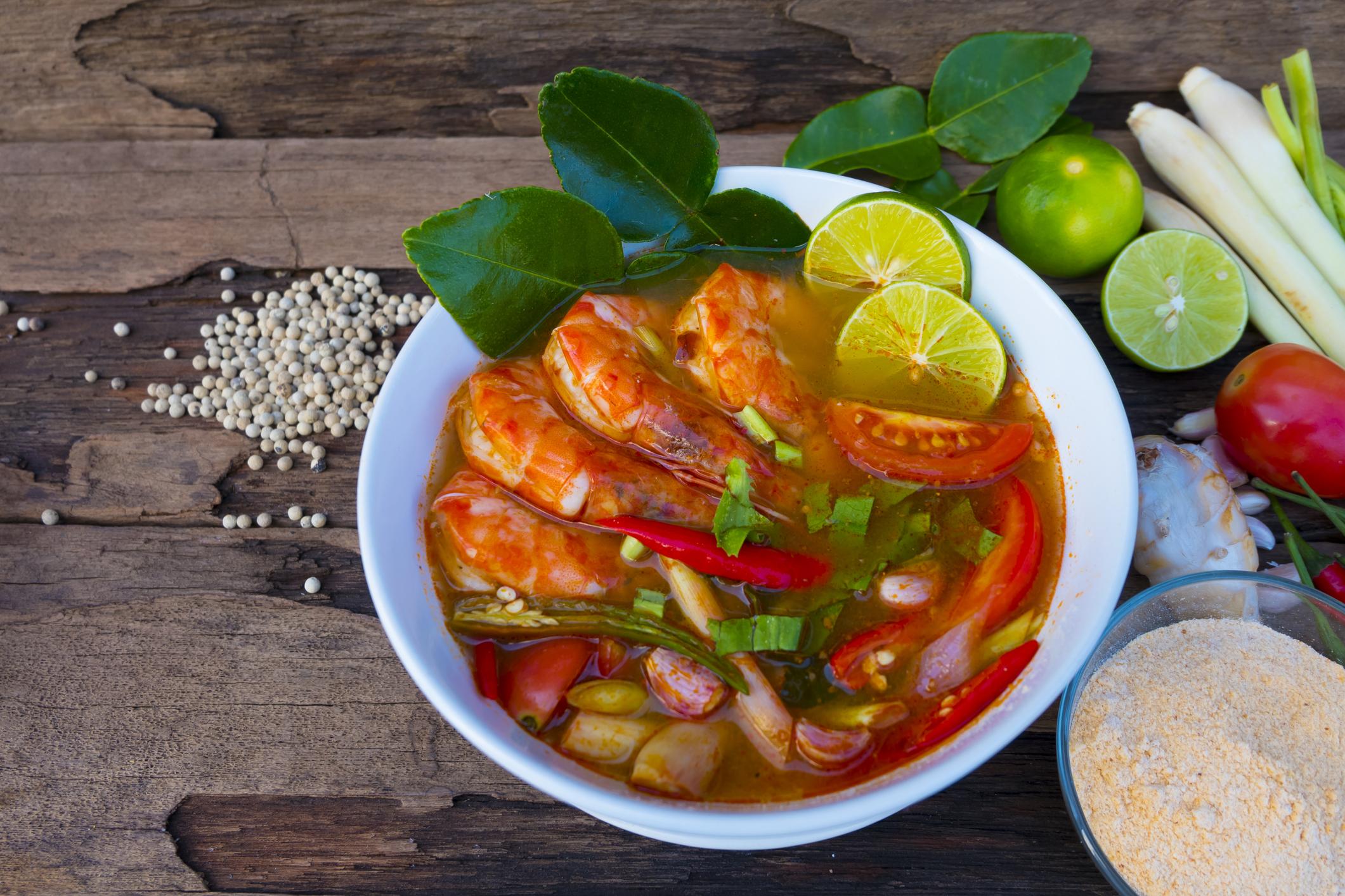 nikkei soup fusion food