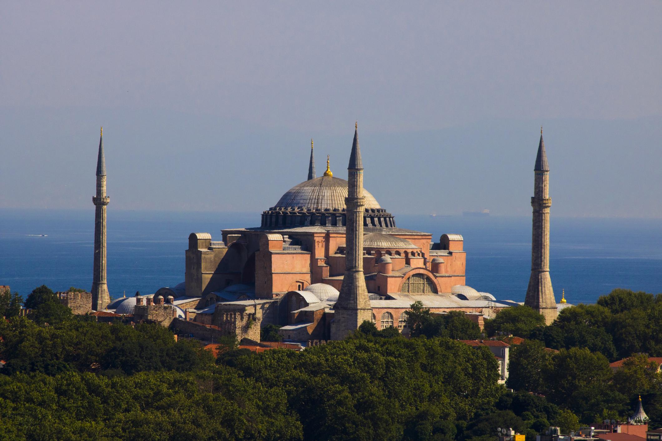 museum in istanbul, turkey