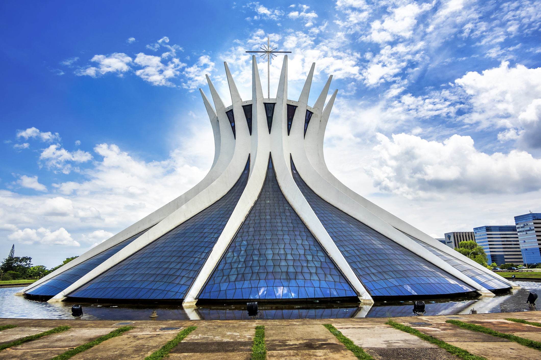 Brazilian cathedral