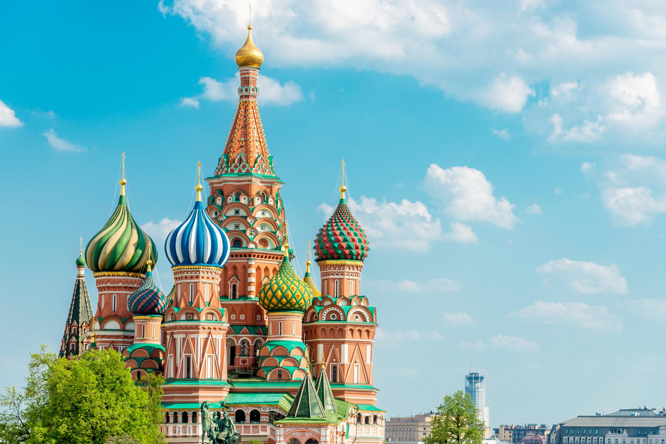 vibrant structure in russia