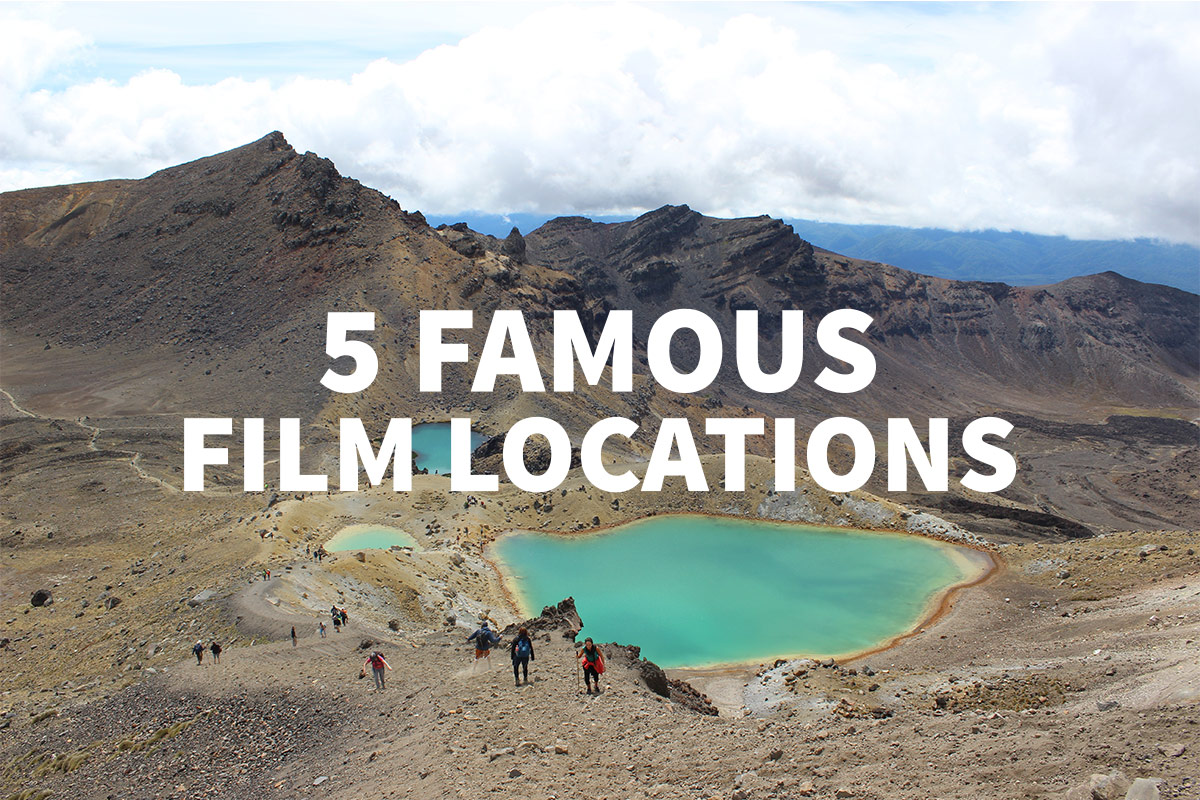 Lord of the Rings to Moulin Rouge, visiting these 5 famous film locations is a must!