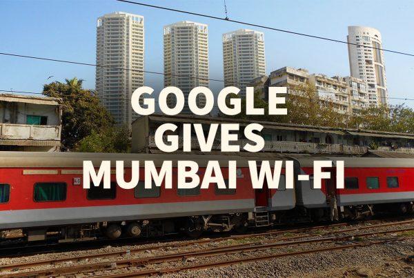 Google sets up free Wi-Fi in Mumbai