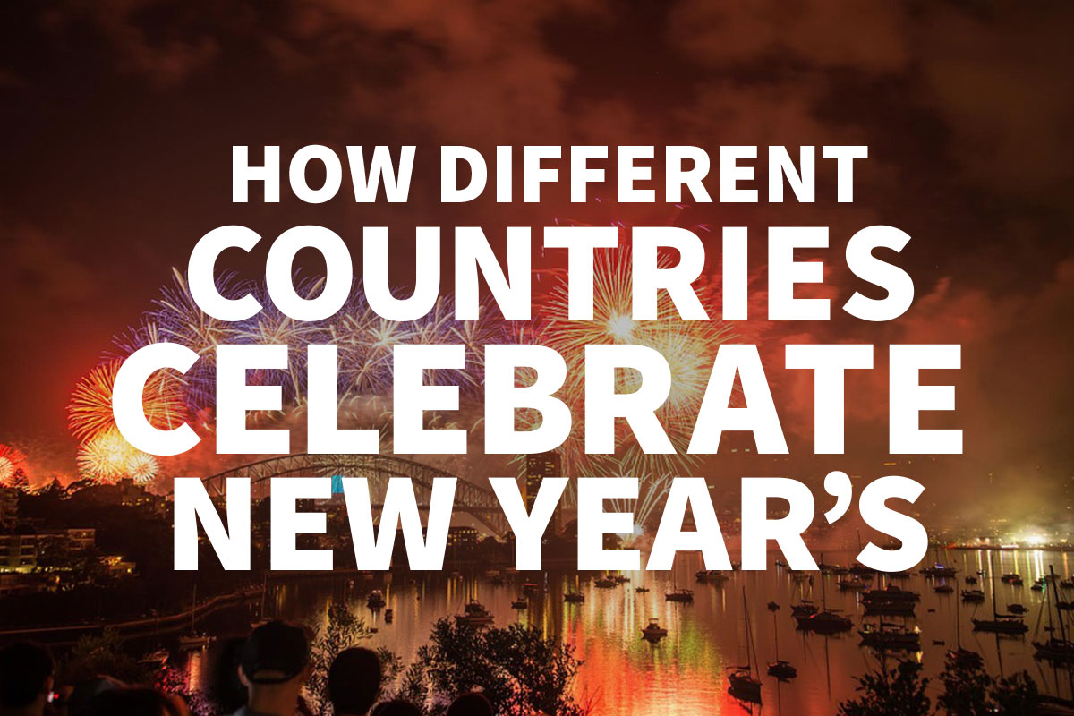 How to celebrate New Year fun - examples and tips 2