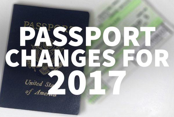 American passport book