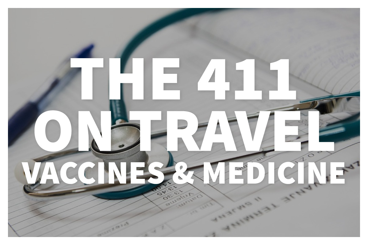 See which travel vaccines are right for you!
