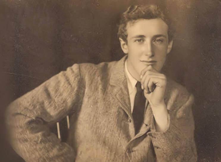 Portrait of Denys Finch Hatton
