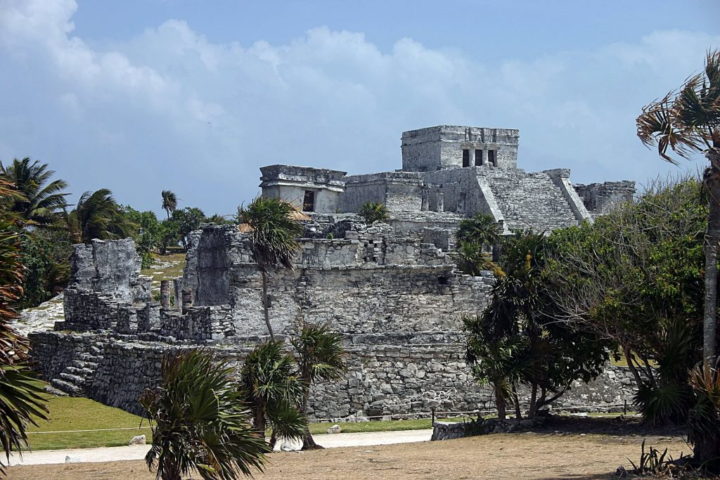 The famous ruins of Tulum are only a short distance from the luxury resort of Ocean by H10 Hotels.