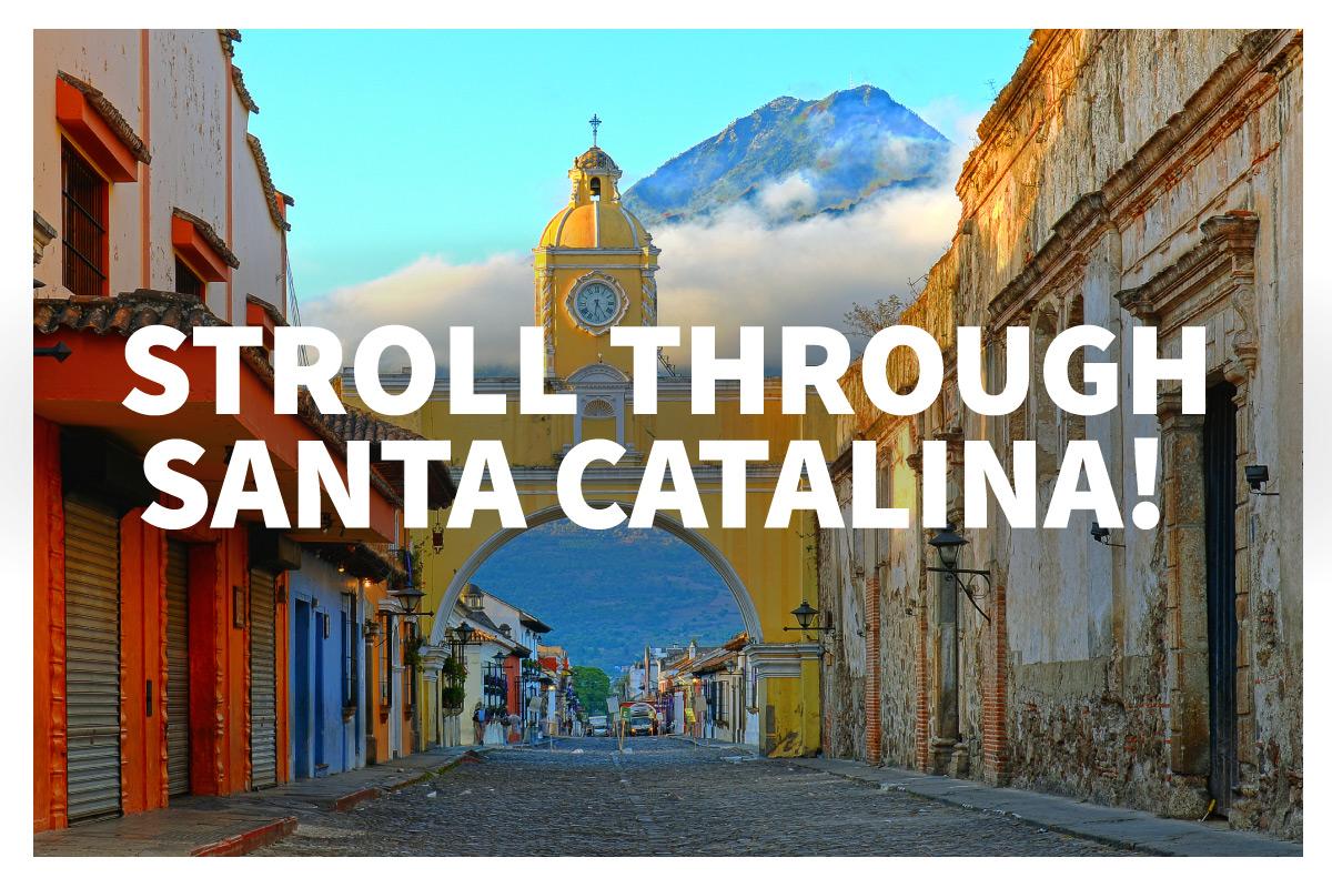 2017-07-07 - Free Friday - Antigua, Guatemala (Blog)