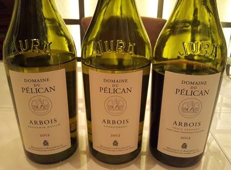 Wine of Arbois. Photo credit: Jura Wine Facebook.