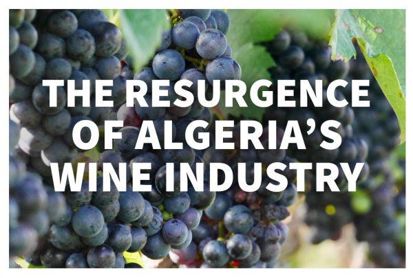 2017-11-15 - Wine Wednesday - Hauts Plateaux Region, Algeria(Blog)