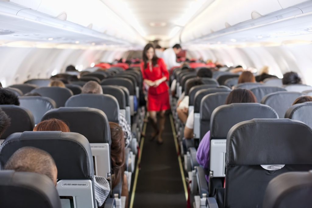 Make long-haul flights easier with these great tips! Photo: iStock.