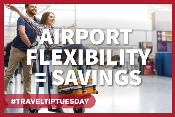 travel flexibility can save you hundreds on airfare